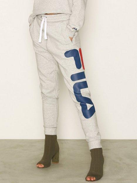 Billede af Fila Classic Basic Pants Bukser Light Grey Melange