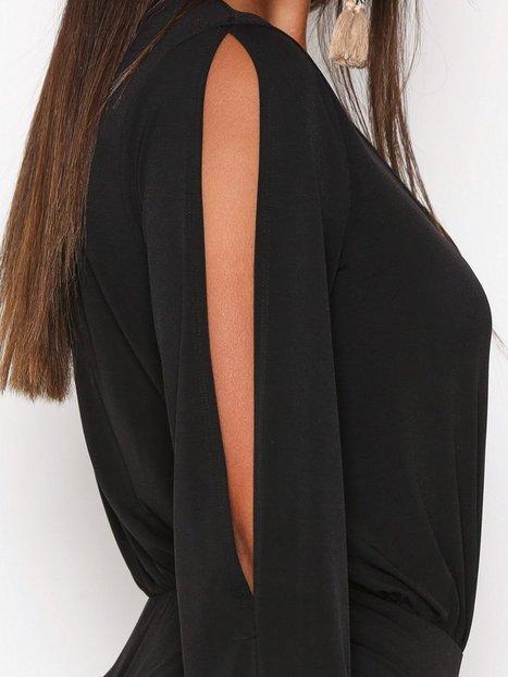 Split Sleeve Solid Body