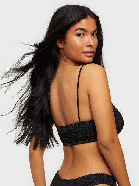 Smock Bikini Top