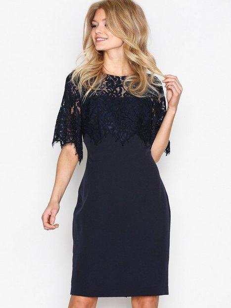 Lauren Ralph Lauren Galinda Day Dress Kotelomekot Navy thumbnail