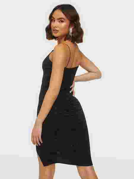 bf8d15f71e54 Bombshell Sparkle Dress - Nly One - Black - Party Dresses - Clothing ...