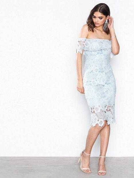 Off Shoulder Rose Dress