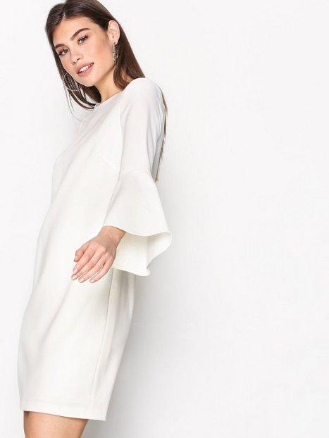 Billede af Polo Ralph Lauren 3/4 Sleeve Crew Neck Dress Kropsnære kjoler Cream