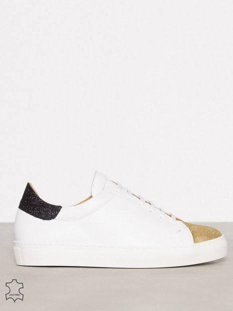 By Malene Birger Culorbe Low Top Pure White thumbnail