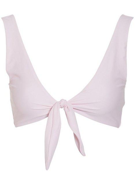 Tie Front Bikini Top