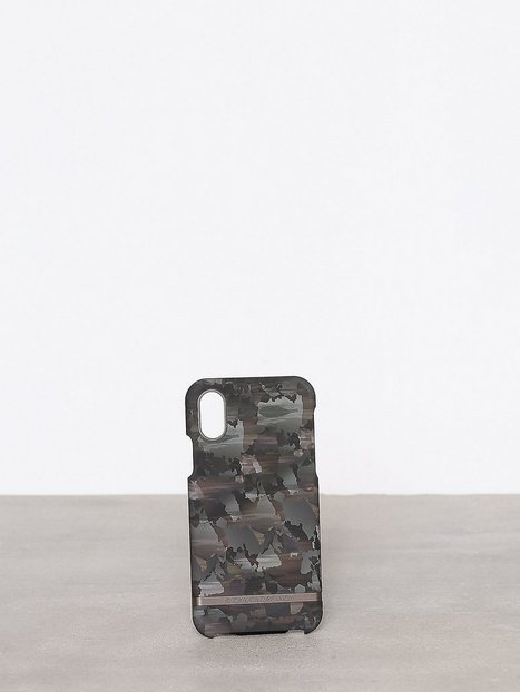 Billede af Richmond & Finch Camouflage iPhone X Mobilcover Camouflage