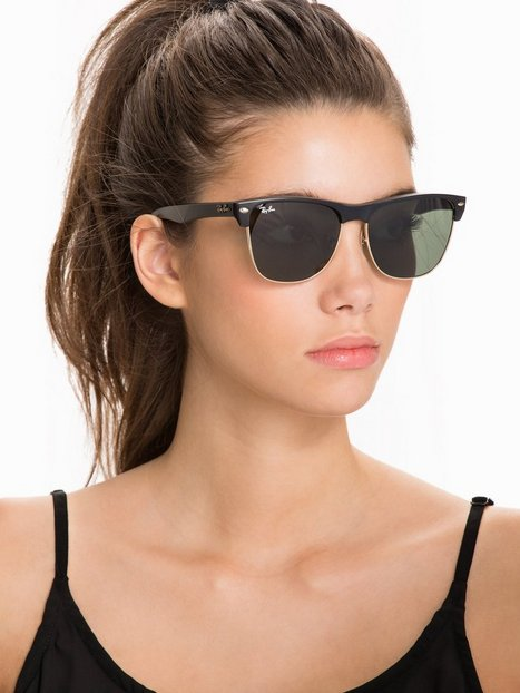 8bc7a693c13 óculos Ray Ban Rb 4175 Clubmaster Oversize