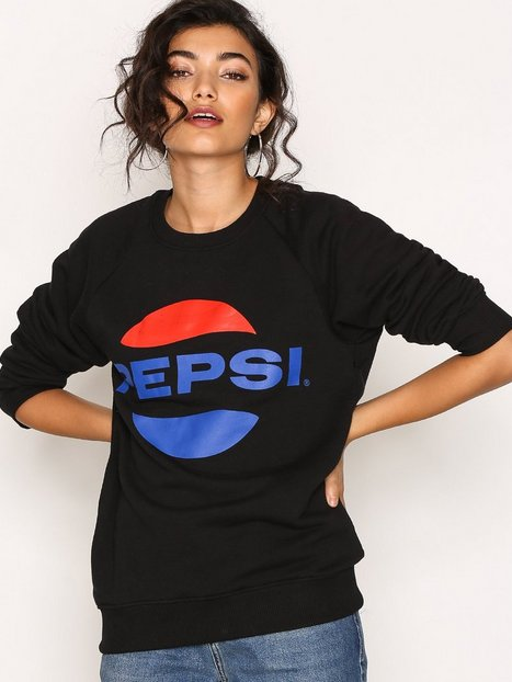 Billede af Sweet Sktbs Pepsi Crew Sweater Sweatshirt Black