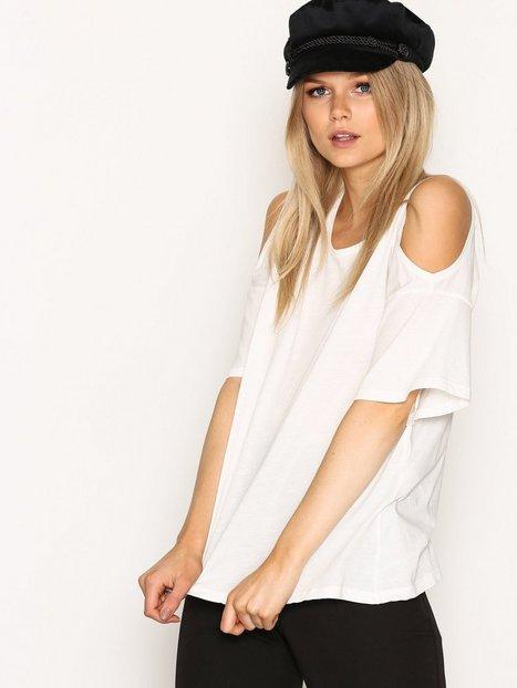 Billede af Hunkydory Elinor Jersey Oversized White