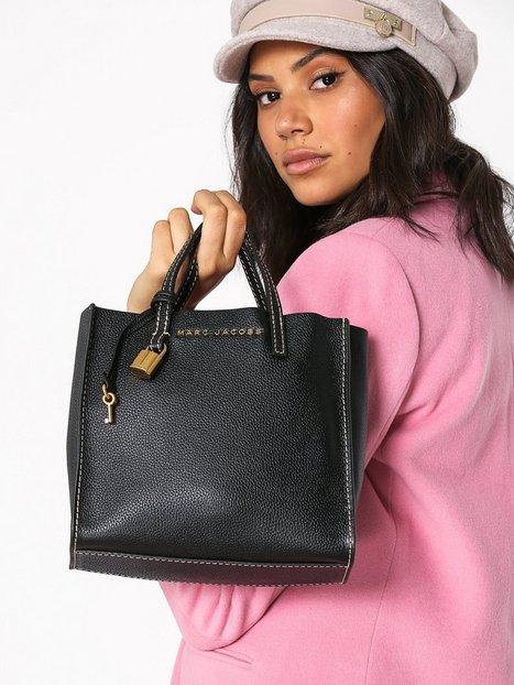 Marc Jacobs Mini Grind Håndtaske Black/Gold