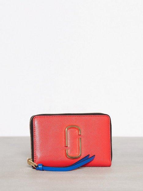 Marc Jacobs Small Standard Plånböcker Poppy Red