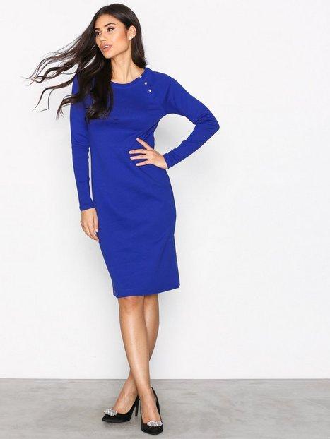 Billede af Lauren Ralph Lauren Dramita Casual Dress Loose fit Blue