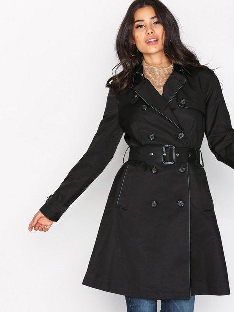 Billede af Lauren Ralph Lauren DB Trench Coat Trenchcoat Black