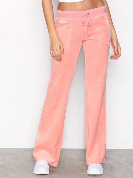 Billede af Juicy Couture Velour Del Rey Pant Bukser Pink