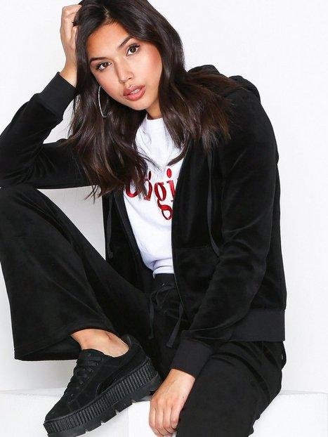 Billede af Juicy Couture Velour Robertson Jacket Hættetrøjer