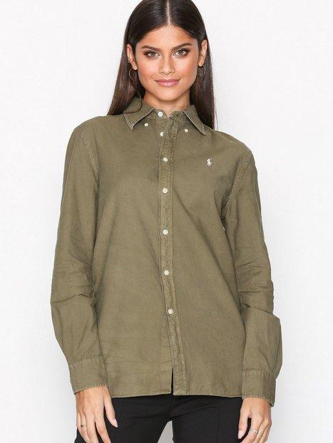 Billede af Polo Ralph Lauren Long Sleeve Relaxed Shirt Skjorter Green