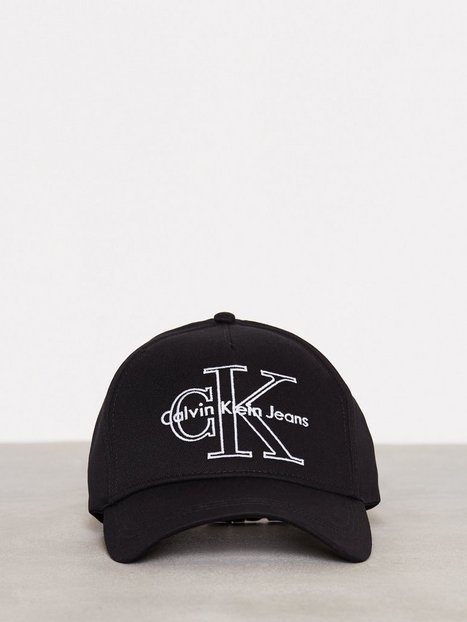 Calvin Klein Re-Issue Baseball Cap Kepsar Svart thumbnail
