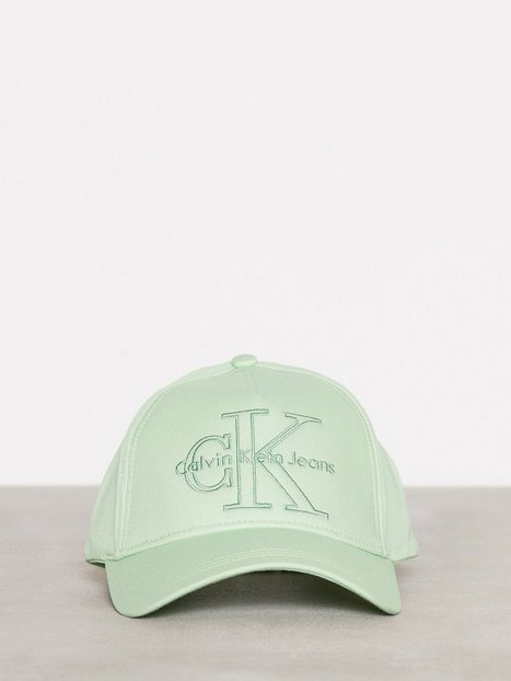 Calvin Klein Re-Issue Baseball Cap Kepsar Grön thumbnail