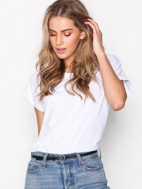 Billede af Calvin Klein Skinny Belt 1cm Bælter & Bindebånd Sort