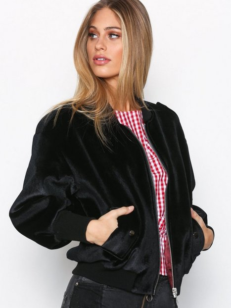 Billede af NORR Bernice jacket Bomber jakker Black