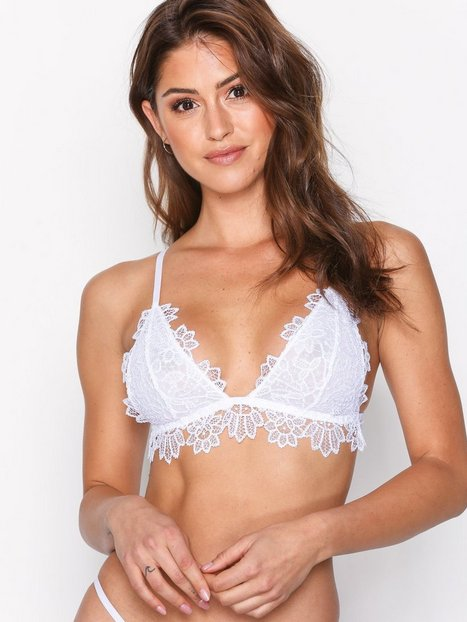 Lovely Lace Soft Bra