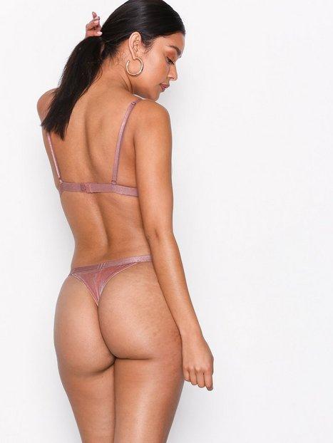 Petite Velvet Soft Thong