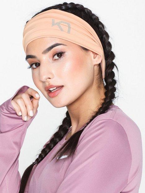 Billede af Kari Traa Myrblå Headband 2-Pack Pandebånd & armbånd