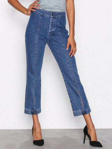 Billede af Gestuz Rubyn jeans Straight Blue