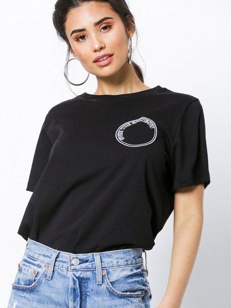 Billede af Gestuz Bowi oz top T-shirt Sort