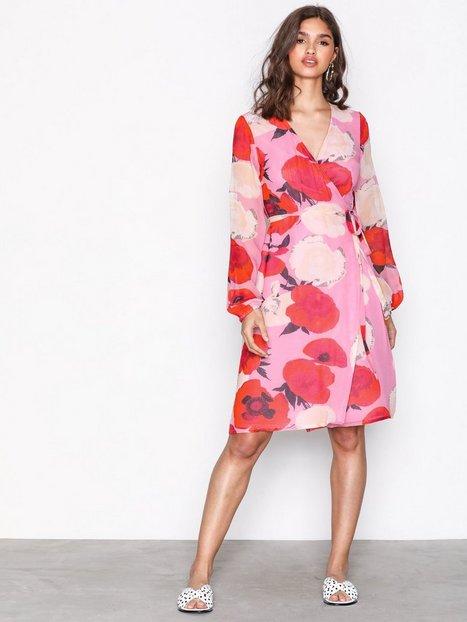 Billede af Gestuz Violetta wrap dress Skater kjoler