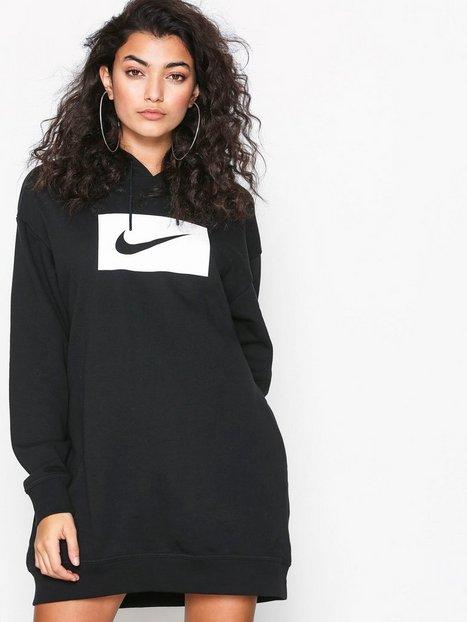 Billede af Nike NSW Hoodie XL Swsh Hoods Sort