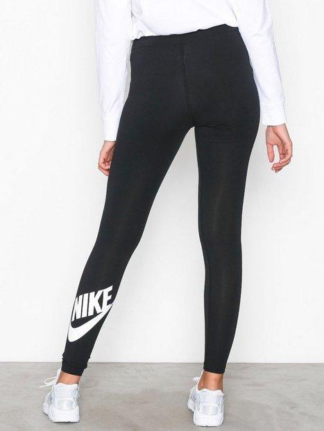Billede af Nike NSW Leggings Legasee Logo Leggings Sort