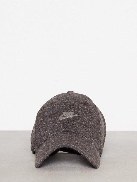 Billede af Nike NSW H86 Cap Metal Futura Accessories Sport Sort/grå