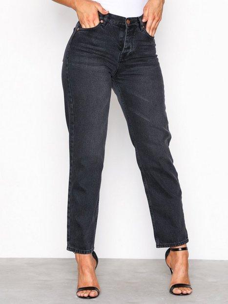 Billede af Sweet Sktbs Sweet Yard Used Black Jeans Straight Sort