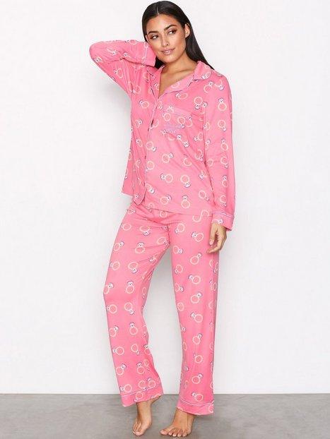Billede af Chelsea Peers PJ Set Pyjamas & Hyggetøj Rosa/Lyserød