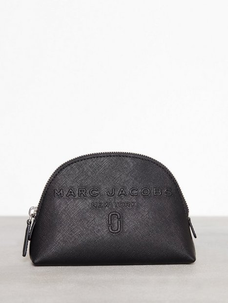 Marc Jacobs Small Dome Cosmetic Necessärer Svart