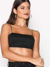 Topper, Strappy Crop Top, NLY One - NELLY.COM