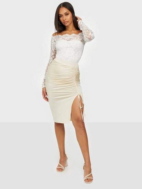Off Shoulder Lace Body