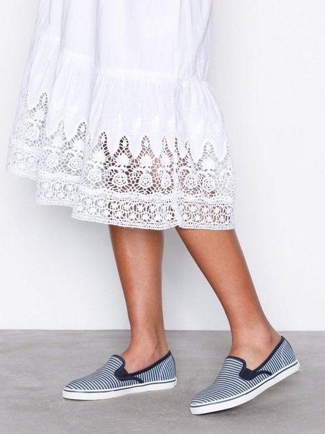 Billede af Lauren Ralph Lauren Janis Sneakers Slip-On Blå