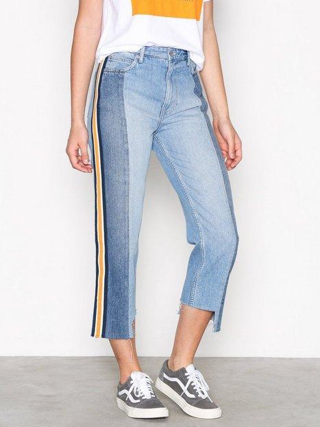 Billede af NORR Aven Jeans Straight Blå