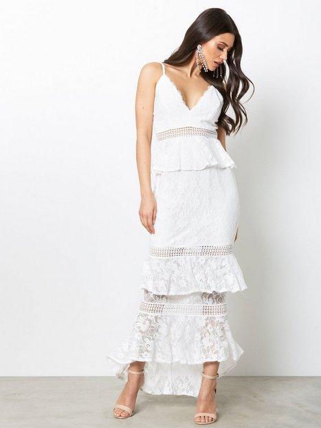 Falling Tears Maxi Dress