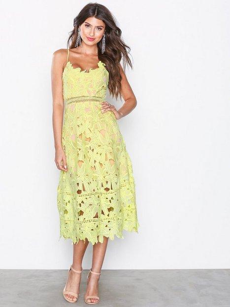 Sunshine On My Mind Midi Tea Dress - Love Triangle - Citron ...