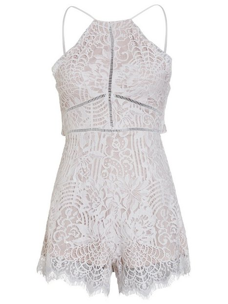 Sway My Way Lace Playsuit