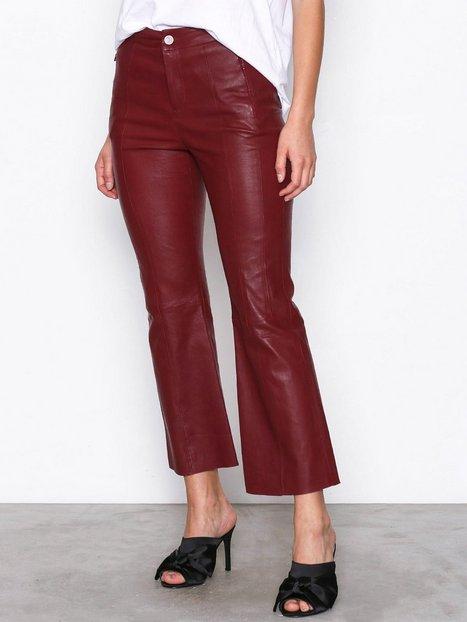 Billede af Gestuz Littia pants Skind Red