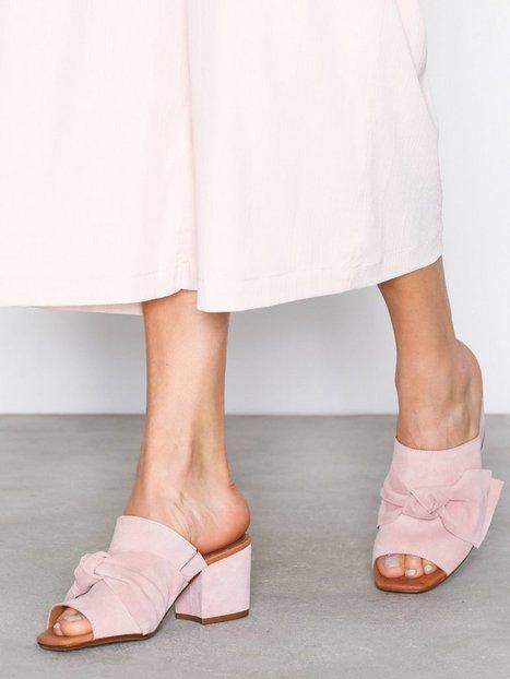 Billede af Sixtyseven Arif Low Heel Light Pink