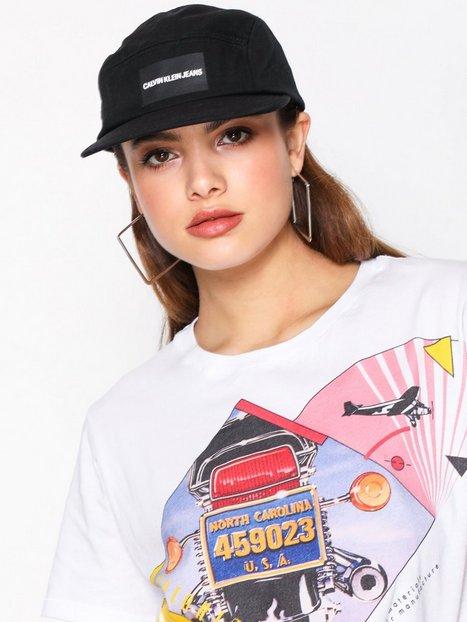 Billede af Calvin Klein Jeans J Printed Logo Cap Kasketter