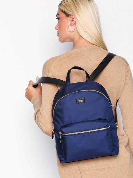 Billede af Lauren Ralph Lauren Medium Backpack Rygsække Navy
