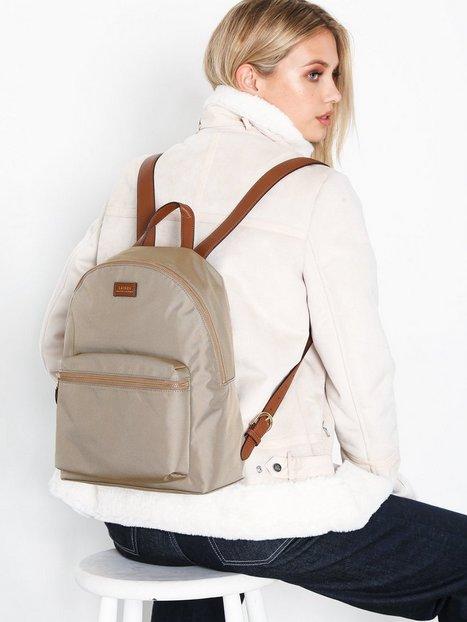 Billede af Lauren Ralph Lauren Medium Backpack Rygsække Clay
