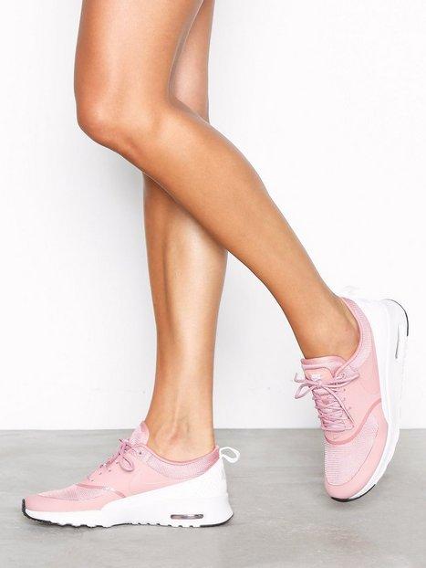 Billede af Nike Nsw Wmns Nike Air Max Thea Low Top lyserød/hvid