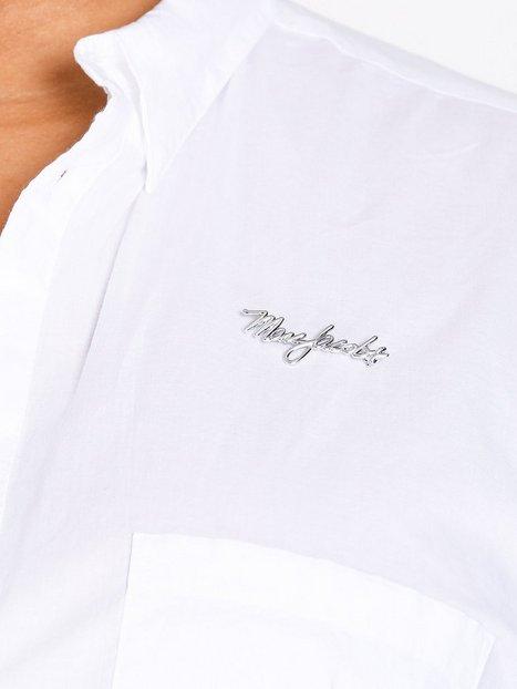 Billede af Marc Jacobs Signature Logo Brooch Øvrigt smykke Sølv